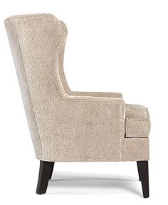 two awesome wingback chairs