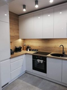 57 Modern Kitchen Cabinets Ideas to Inspiring Your Kitchen decorill.com Contemporary Kitchen Cabinets decorillcom Ideas Inspiring Kitchen Modern