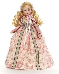 Lucrezia Borgia - Madame Alexander Doll