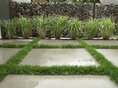Great ideas for eco-friendly back yard designs.