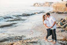 La Jolla Engagement : Ali  and  Ben - Jasmine Star Blog