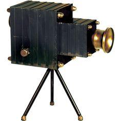 Snapshot Camera Décor