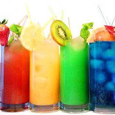 Fun Healthy Drinks