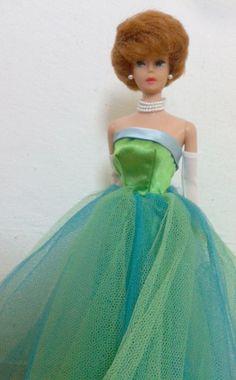 Vintage Barbie Bubble Cut in Senior Prom