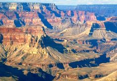 The Grand Canyon.