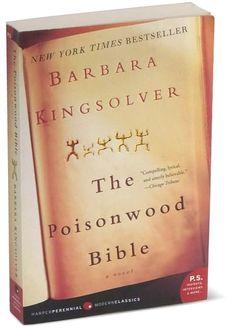 the poisonwood bible, books, worth read, book worth, barbara kingsolv, favorit book, book list, loveatfirstread book, favorit read