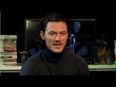 Luke Evans, who plays Bard the Bowman in The Hobbit, play LEGO: The Hobbit as–Bard the Bowman! It's a great juxtaposition watching him give in-depth explanations about his character and then have to fight off guards or figure out puzzles. All that's left is to organize a multiplayer game with Luke and members of the Middle-earth News staff!