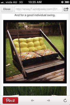 Pallet furniture #DIY #Pallet #Furniture #Inspiration