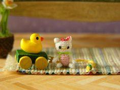 Micro Miniature Hello Kitty