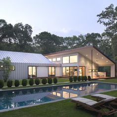 House on pinterest forest house architects and for Pool design mcmurray