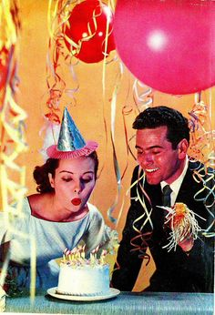 #vintage #birthday #party