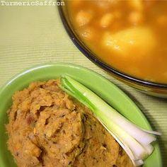 Turmeric and Saffron: Abgousht - Traditional Iranian Lamb Stew
