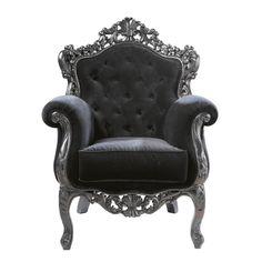 fauteuil de mes rêves (maison du monde)