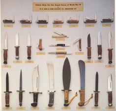 WWII Case XX Knife