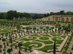 Palace of Versailles.