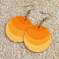 DIY these fabulous earrings!