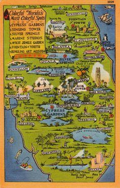 Old Florida #fabFlorida