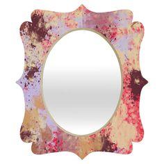 Amy Smith Quatrefoil Mirror