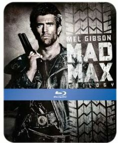 MAD MAX TRILOGY: Available for pre-order now on Bluray, shipping June 4th - just in time for Father's Day.