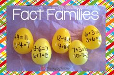 Easter Egg fun PLUS math!