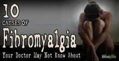 10 Causes Of Fibromyalgia Your Doctor May Not Know About: http://eatlocalgrown.com/article/11715-fibromyalgia-causes.html This is a very painful disease but as you read what causes them, all can be corrected with proper nutrition. Allow NUTRIE to help because of the natural ingredients, gluten free and sugar free. Its cheaper than living in pain .  www.dalia.mynutrie.com