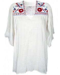 #blouse � Mes Demoiselles  #fashion model #2dayslook #model #topfashion  www.2dayslook.com