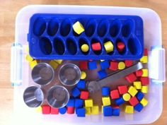 Fine Motor Busy Boxes...