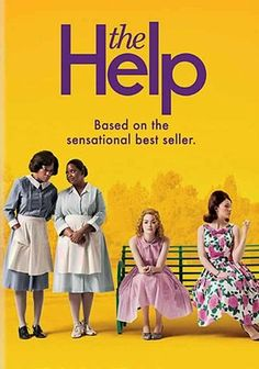 The Help (2011) In this case I actually liked the movie more than the book, which is rare. The book drove me crazy because of the authors use of Webonics (white person ebonics). She was not at all consistent. She should have studied the language more or left it out all together.