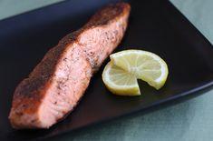 Four-Spice Salmon by Mark Bittman