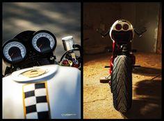 Ducati S2R 800 Cafe Racer