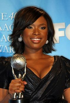 Featuring the lovely Jennifer Hudson. Layers work well in just about every hairstyle and with every face shape. http://iSalon.Biz