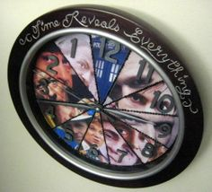 Time Lord Clock