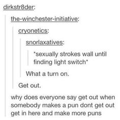 I laughed waaaayyy too hard at theses. Community: 21 Times Tumblr Was So Punny It Hurt