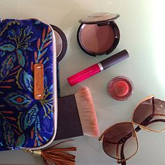 Inspiring Kerry Cole: Sunny Weekend Bag