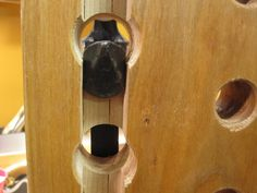 Split Roubo Workbench #25: Workbench Bling Yo - by lysdexic @ LumberJocks.com ~ woodworking community