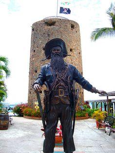 Blackbeard's castle St. Thomas
