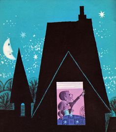 One Night by Norma E. Koenig, illustrated by Robert E. Barry (1961).