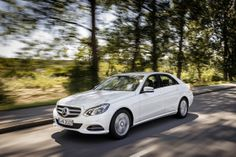 Mercedes-Benz E-Klasse, E 200 Natural Gas Drive