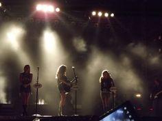 Pistol Annies @ Patriotic Festival 2012