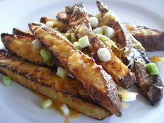 Potato Nachos Recipe