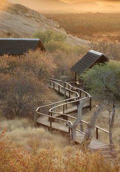 Erongo Wilderness Lodge - Omaruru, Namibia