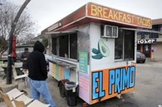 This sketchy-looking trailer has long been serving some of the yummiest and most authentic tacos in South Austin, accompanied by wonderful, hot-hot salsas. – Kate Thornberry El Primo (location page) 2101 S. First, 512/227-5060 elprimomex.com