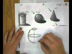 3d shapes, drawings, youtube, draw 3d