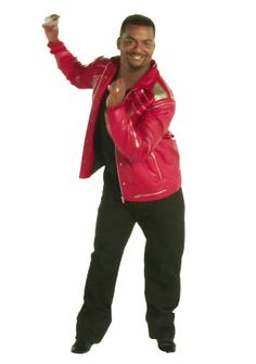Because everyone needs a little Carlton in their life, haha!