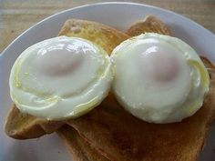 Poached eggs edibl egg, poach egg, egg poacher