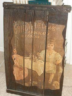 Antique Raisin Drying Rack. $75.00, via Etsy.