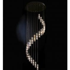 Trend Lighting - Spirale 25 Light $3,700.00 Lamps.com  #Inhabitatlamps