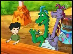 Dragon Tales: Try It You'll Like It