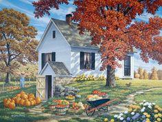 """""""Garden Harvest"""" by John Sloane"""