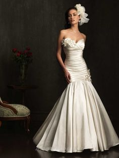Allure Bridals Bridal Gown Style - 9053